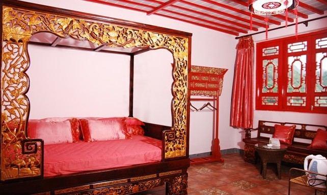 红馆中式古典客栈