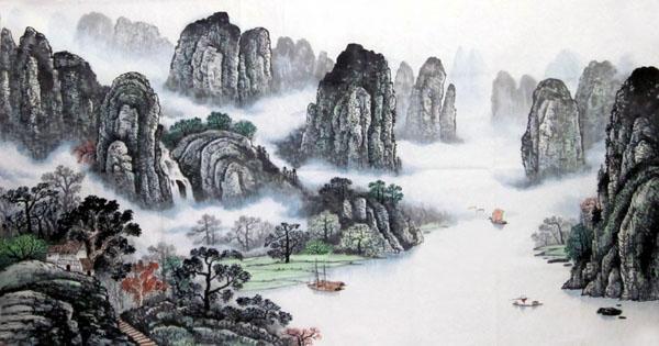阳朔纪念品之桂林